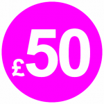 50 price pink