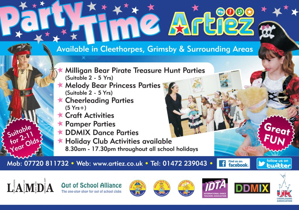 Party Leaflet